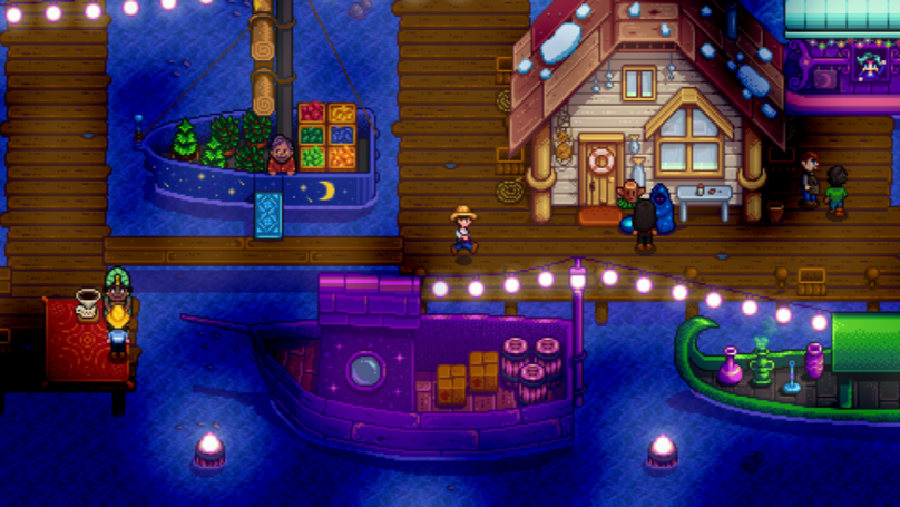 ​'Stardew Valley' Multiplayer Update Coming To Nintendo Switch This Week