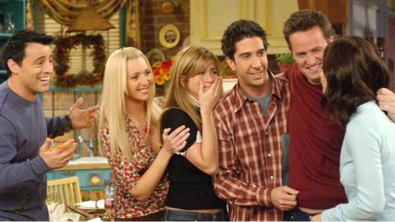 Netflix Is Forking Out $100M To Keep 'Friends' Next Year