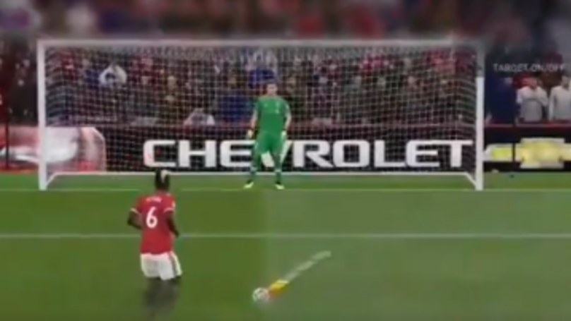 Paul Pogba's Slow Penalty Run-Up Is Included In FIFA 19