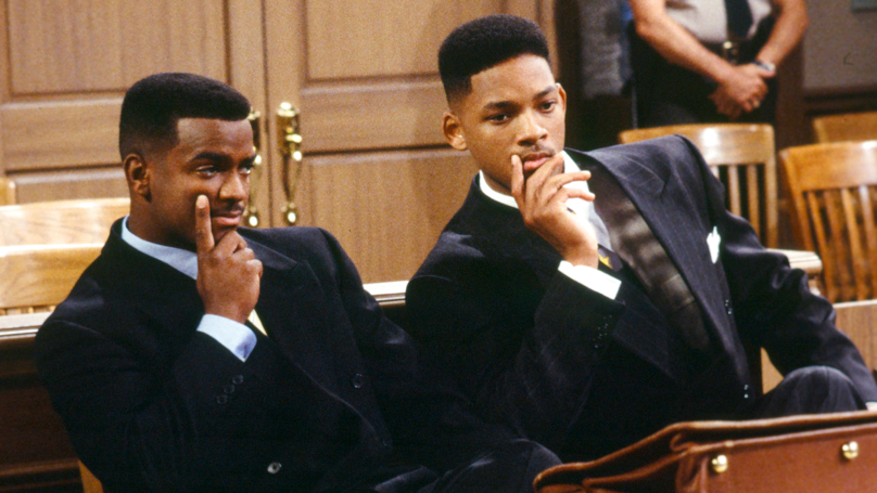 All Six Seasons Of The Fresh Prince Of Bel-Air Are Back On Netflix