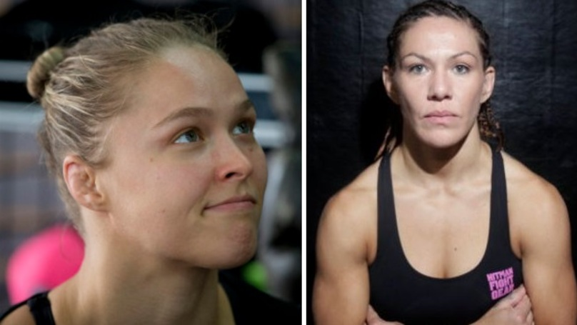 Cris Cyborg Publicly Calls Out Ronda Rousey On Twitter, Wants Fight 'For The Fans' At 140lbs