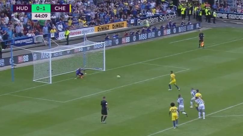 Jorginho Scores Outrageous Penalty For Chelsea