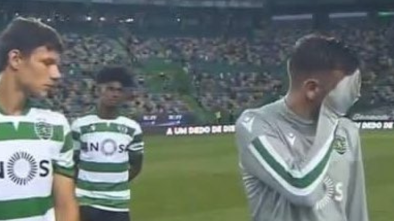 Bruno Fernandes Breaks Down In Tears After Sporting's Game Amid Manchester United Speculation