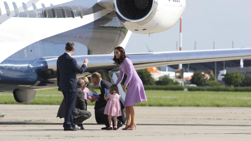 Prince William Parents His Children 'Using Diana's Techniques'
