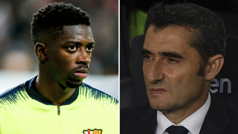 Barcelona Introduce New Rule To Stop Ousmane Dembélé From Turning Up Late For Training