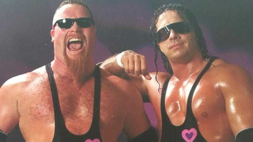 Fan Attacks Bret Hart During WWE Hall Of Fame Speech