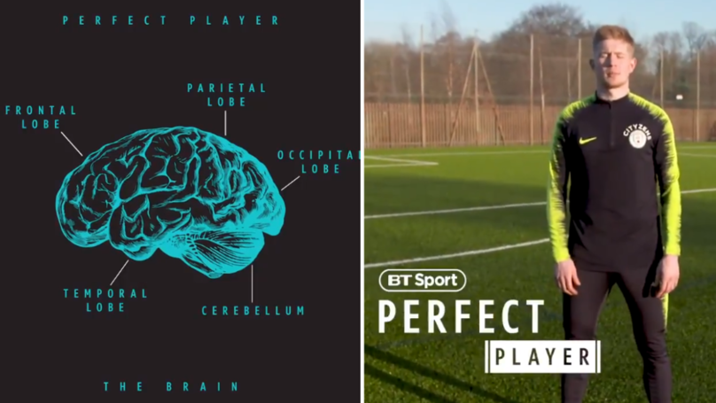 Kevin De Bruyne Picks His Perfect Player And It's As Complete As Can Be