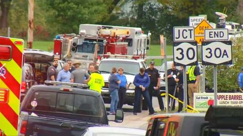20 People Killed In New York After Limousine Crashed 'On The Way To A Wedding'