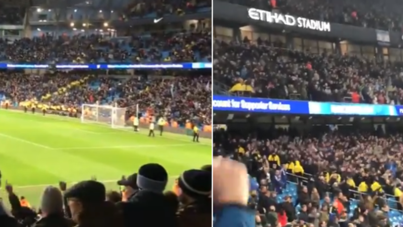 Man City Have Apologised To Chelsea For What They Did In The Stadium At Full-Time