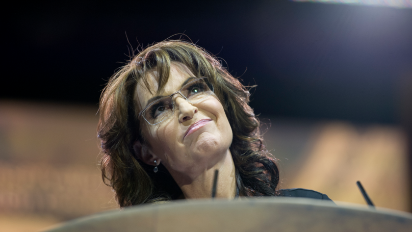 Sarah Palin Accuses Sacha Baron Cohen Of Pulling 'Sick And Evil Prank' For New Show