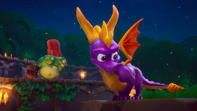 'Spyro Reignited Trilogy' Is Finally Coming To PC And Nintendo Switch