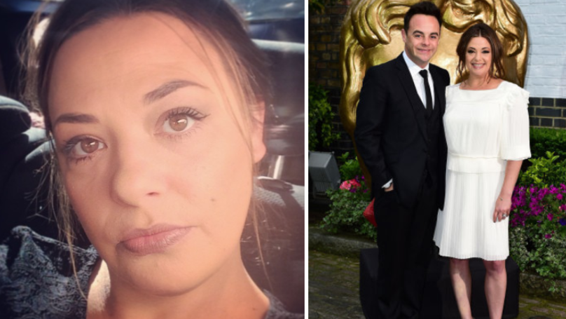 Lisa Armstrong 'Likes' Posts Wishing Ant McPartlin Luck With Saturday Night Takeaway