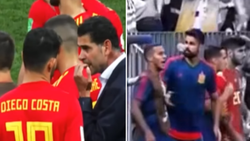 Diego Costa Sensed What Everyone Else Didn't Before Penalty Shootout Of The Russia Clash