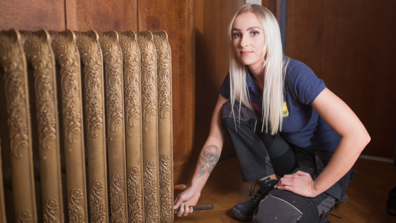 Woman Speaks Out About Sexism She Faces As A Plumber