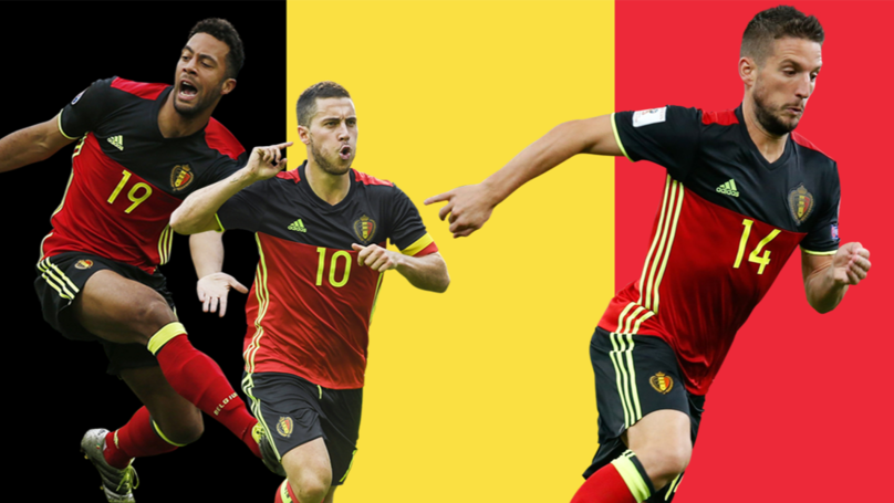 Belgium's Latest 28-Man Squad Is So Good It's Actually Scary