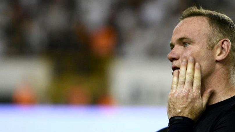 Everton Striker Wayne Rooney Reportedly Arrested For Drink Driving