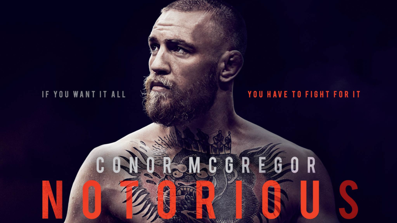 The Trailer For 'Conor McGregor: Notorious' Is Here