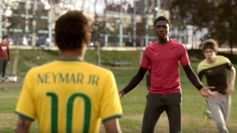 Nike's 'Winner Stays On' Advert Will Always Be A Classic