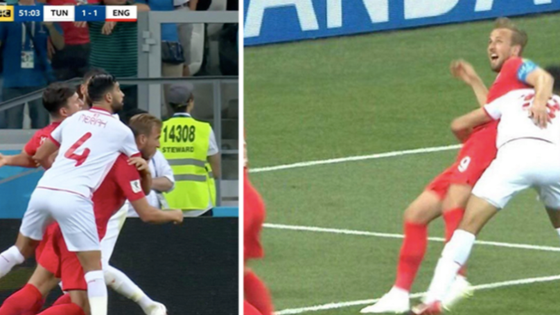 FIFA Set To Review VAR Decisions After England Penalty Debacle