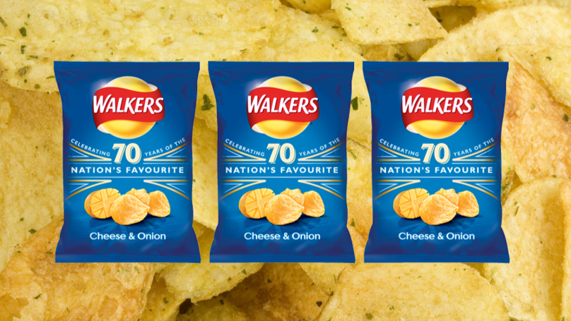 Don't Panic But Cheese And Onion Crisps Are 'Under Threat'