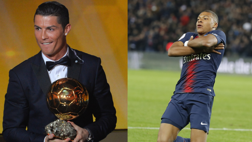 10 most likely names to win 2018 Ballon d'Or