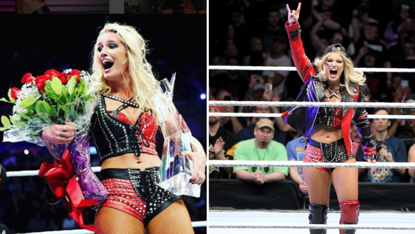Toni Storm: 'I've Always Dreamt Of Having A Match With Becky Lynch'