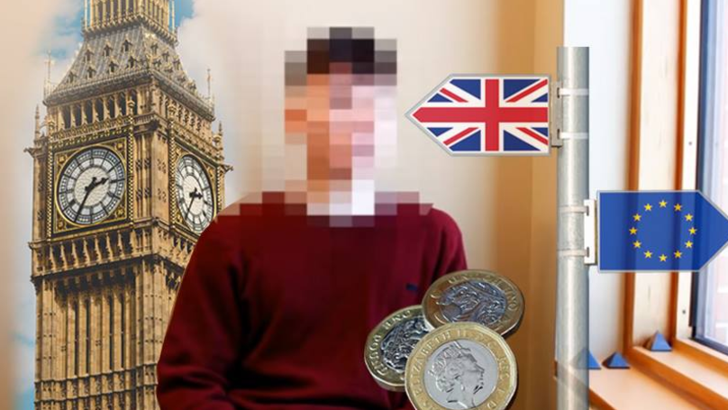 'Time Traveller From 2030' Claims He Knows What Happens To UK After Brexit