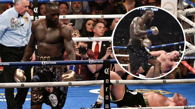 Tyson Fury's Family 'Doesn't Want Him To Take Rematch' After Brutal Knockdown, Says Deontay Wilder