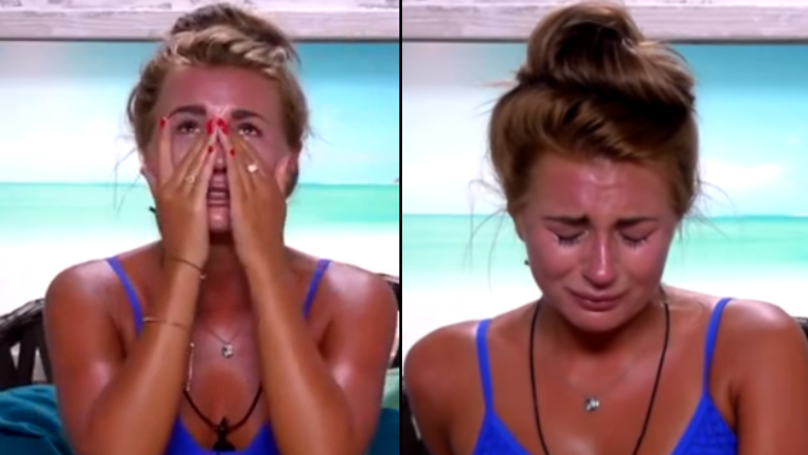 Ofcom Flooded With 650 Complaints After Dani Dyer Cries On 'Love Island'