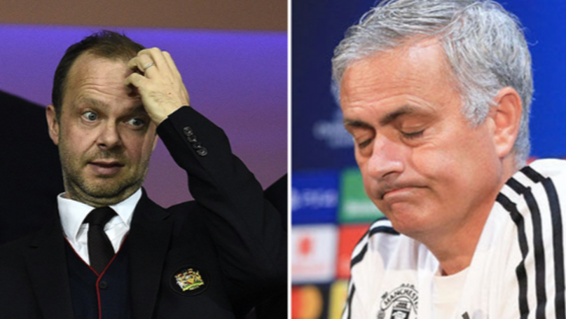 Jose Mourinho Set To Be Sacked No Matter Manchester United's Weekend Result