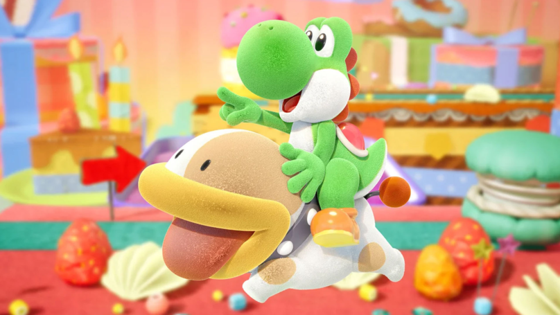 ​'Yoshi's Crafted World' Tops The Charts, Outselling Second Place By Just 63 Copies