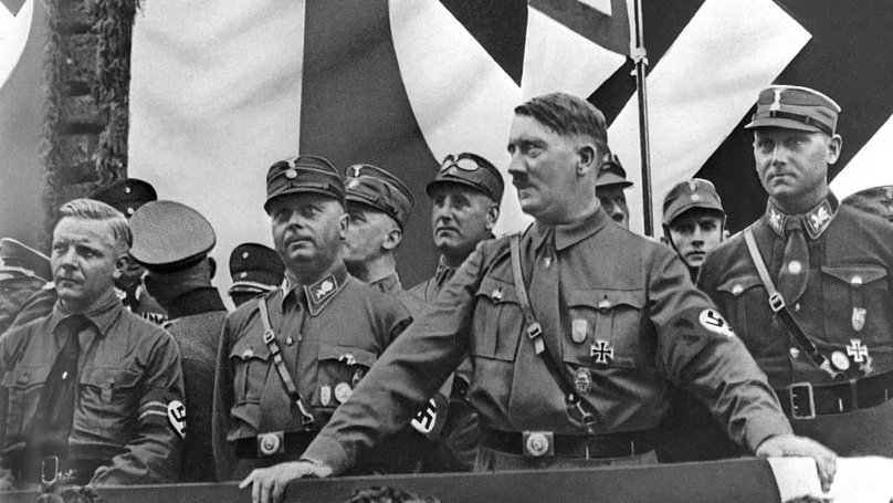 Picture Adolf Hitler Tried To Have Banned Goes Up For Auction
