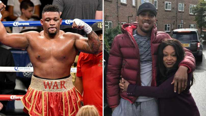 Jarrell Miller: 'After I Beat AJ, I'm Still Gonna Take His Mom Out On A Date'