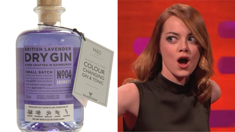 ​M&S Launches First Colour Changing Gins And They Sound Incredible