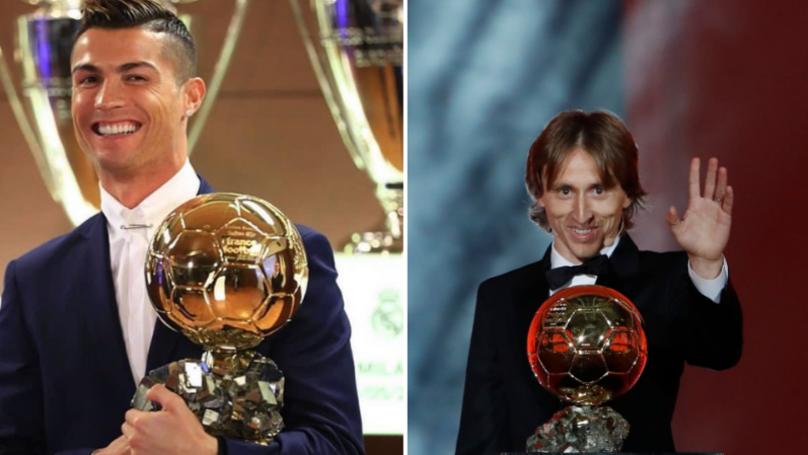 Cristiano Ronaldo's Sister Blames Mafia For Him Not Winning Ballon d'Or