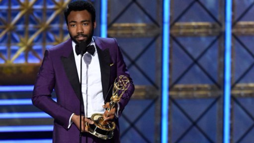 Donald Glover Becomes First Black Man To Win Emmy For Outstanding Directing for a Comedy Series