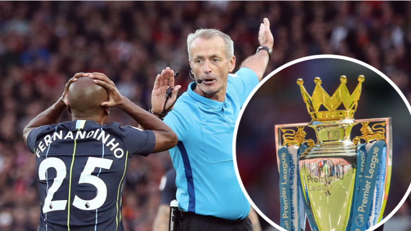 The Referees For Today's Title Decider Could Be Liverpool's Good Luck Charm