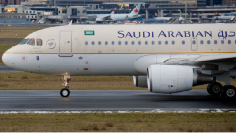 Saudi Airlines Plane 'Forced To Turn Around After Mum Forgot Her Baby'