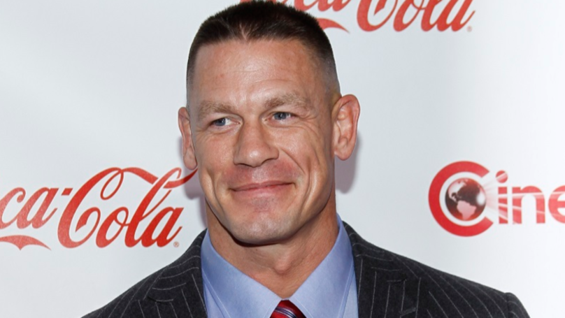 ​John Cena Cries Live On Good Morning Britain