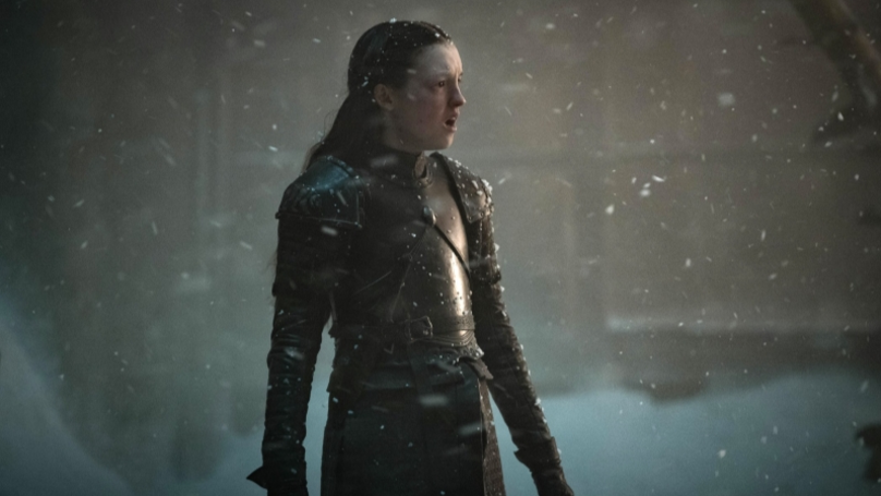 Game Of Thrones Viewers Left Stunned By Lyanna Mormont's Death Scene