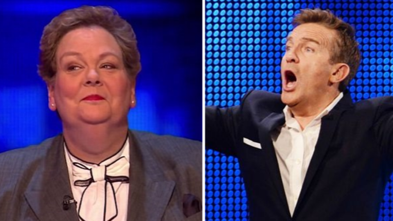 The Chase's Governess Shocks Viewers With Different Look