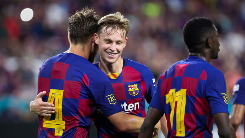 Barcelona Vs Napoli: Live Stream And TV Channel Info For Pre-Season Friendly In US
