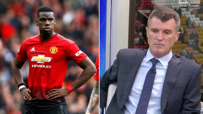 Paul Pogba Fires Back At Roy Keane Over Manchester United Criticism