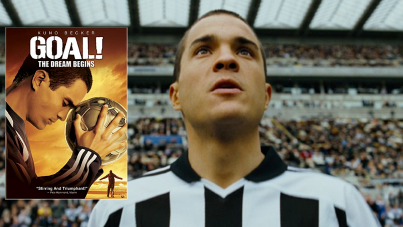 'GOAL' Has Been Voted The Greatest Football Film Of All Time