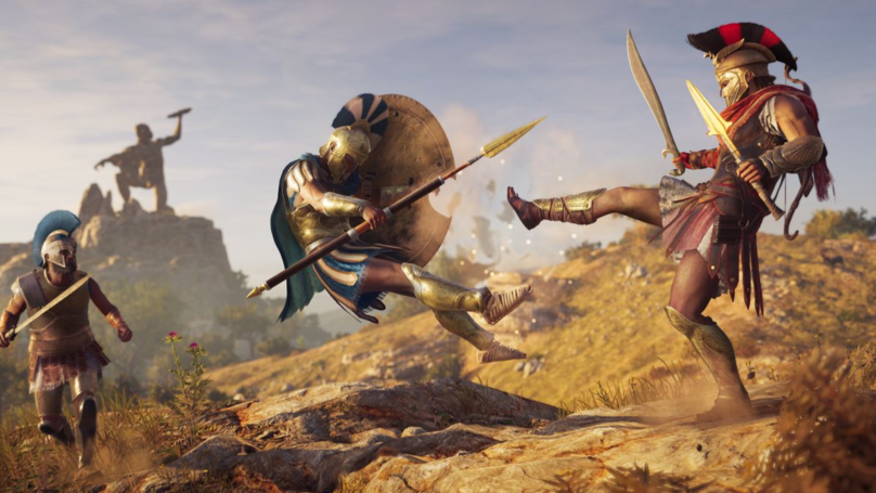 Free Assassin's Creed Odyssey Download For PS4 Players