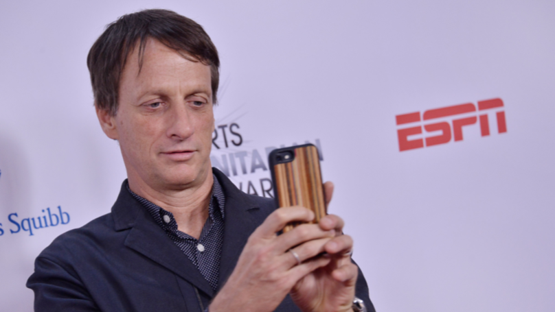 Tony Hawk Keeps Tweeting When People Don't Recognise Him And It's Hilarious