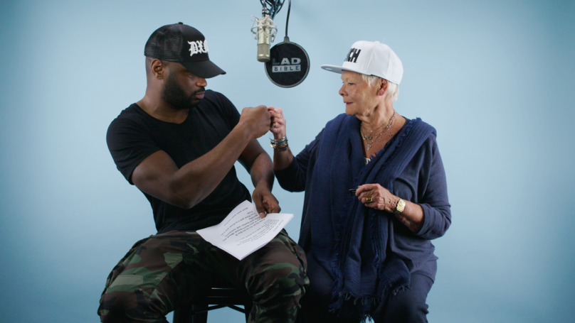 Judi Dench's Wikipedia Page Was Updated After Rapping With Lethal Bizzle And She Was Listed As A Grime Artist