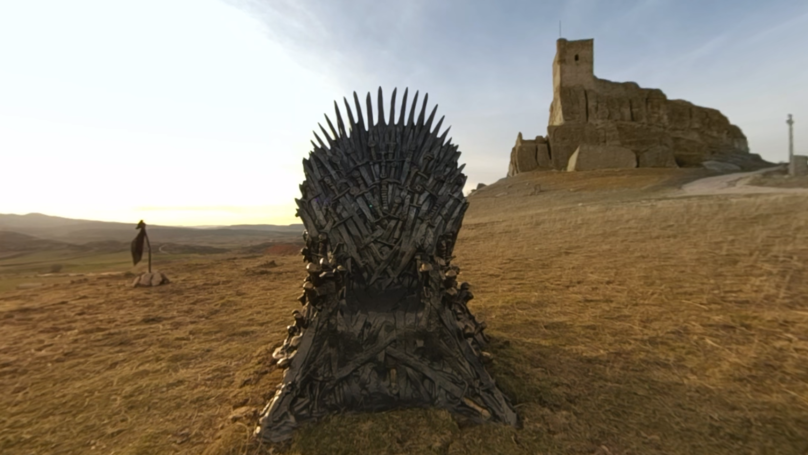 HBO Has Started A Game Of Thrones Scavenger Hunt To Find Six Iron Thrones