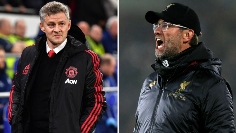 Ole Gunnar Solskjær's Hilarious Response To A Journalist Who Supports Liverpool