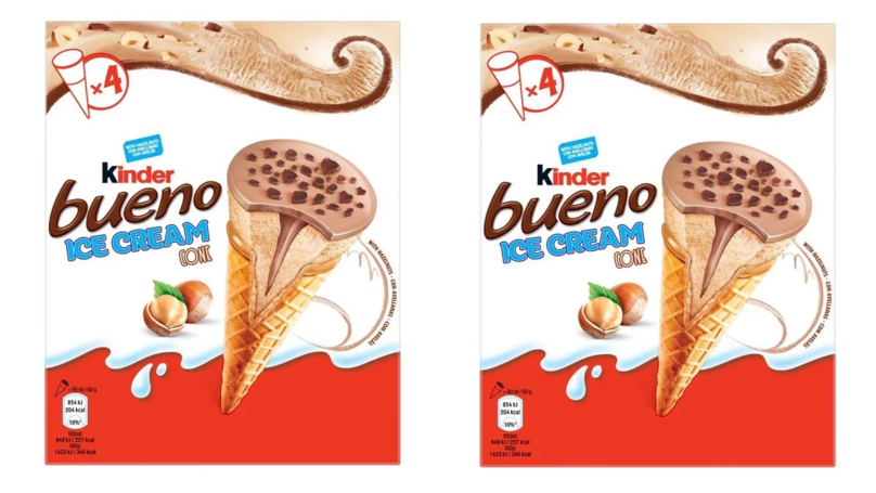 Kinder Bueno Ice Creams Finally On Sale In UK Supermarkets